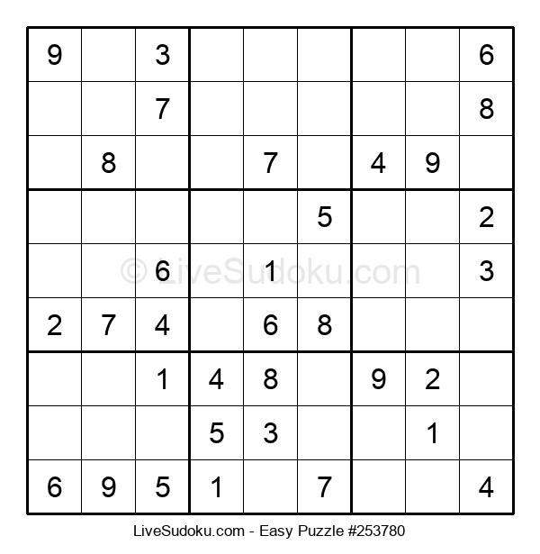Beginners Puzzle #253780