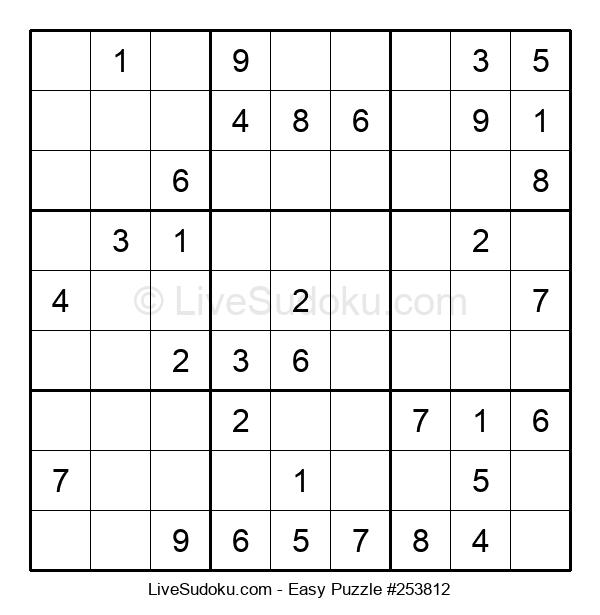 Beginners Puzzle #253812