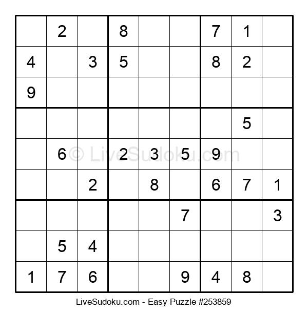 Beginners Puzzle #253859