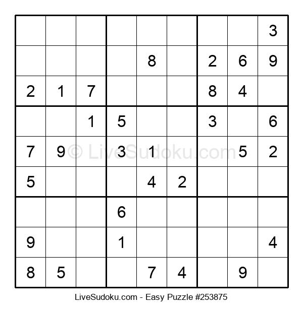 Beginners Puzzle #253875