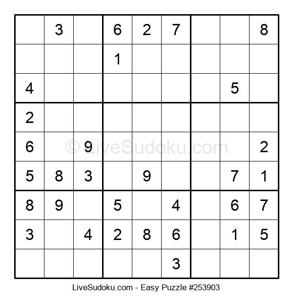 Beginners Puzzle #253903