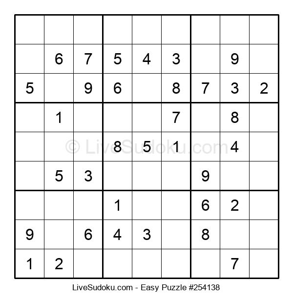 Beginners Puzzle #254138