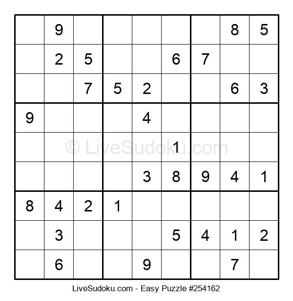 Beginners Puzzle #254162