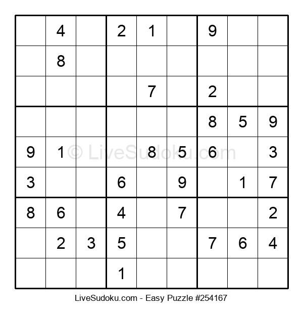 Beginners Puzzle #254167