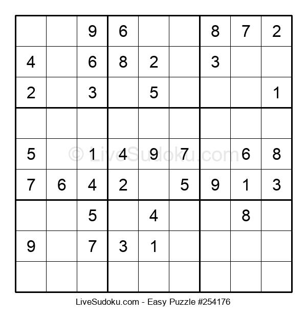 Beginners Puzzle #254176