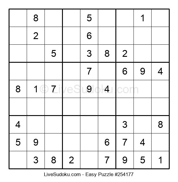 Beginners Puzzle #254177