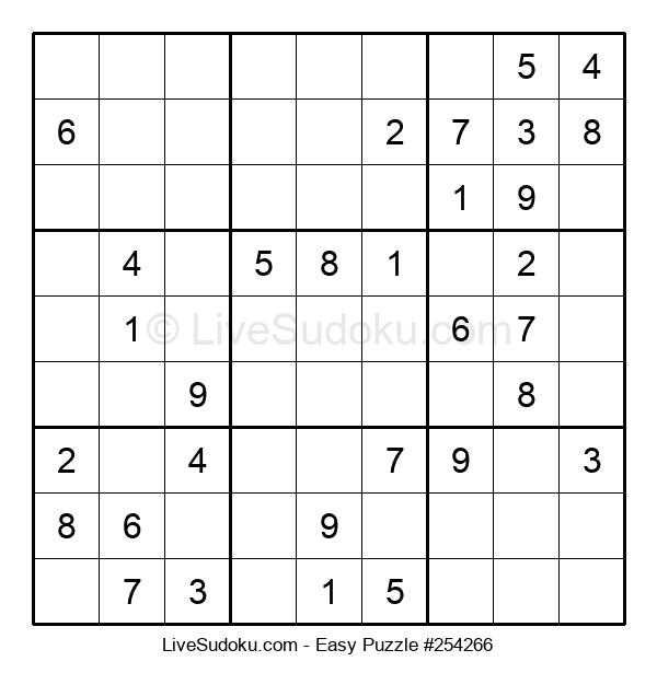Beginners Puzzle #254266