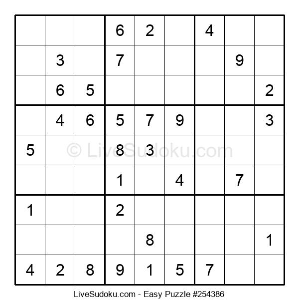 Beginners Puzzle #254386