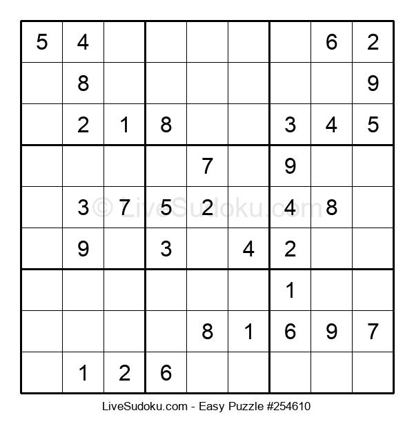 Beginners Puzzle #254610