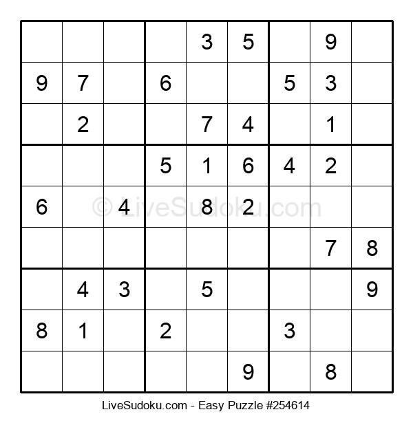 Beginners Puzzle #254614