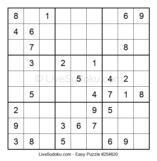 Beginners Puzzle #254620