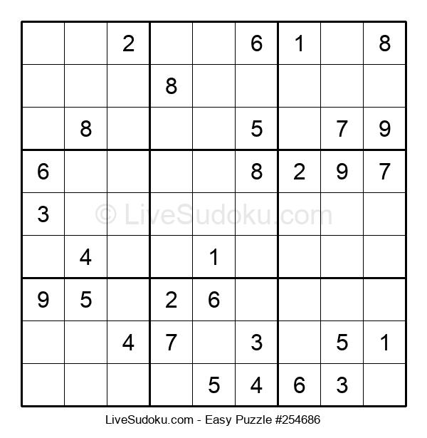 Beginners Puzzle #254686