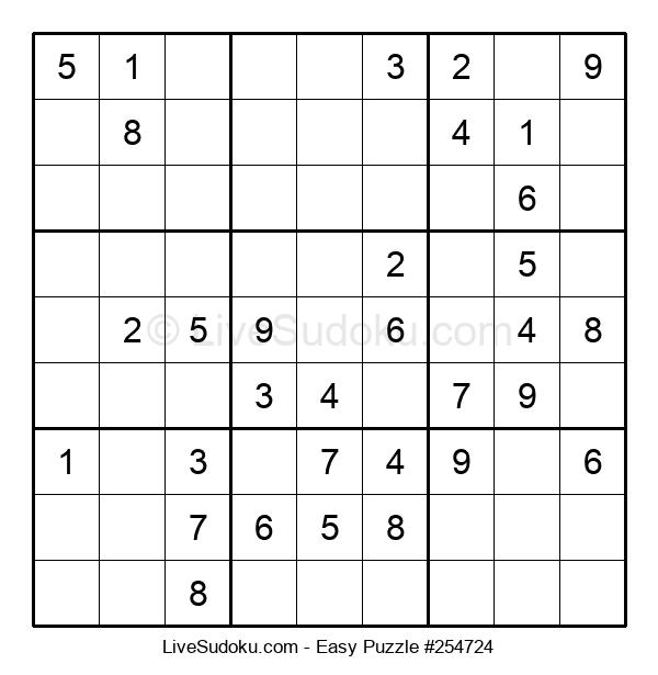 Beginners Puzzle #254724