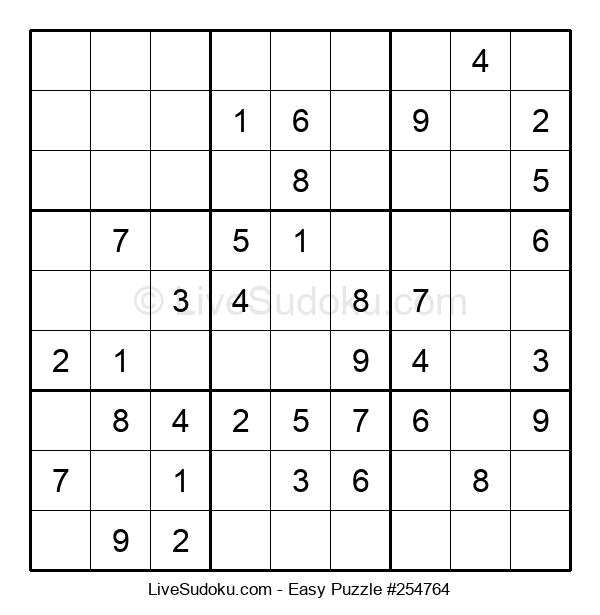 Beginners Puzzle #254764