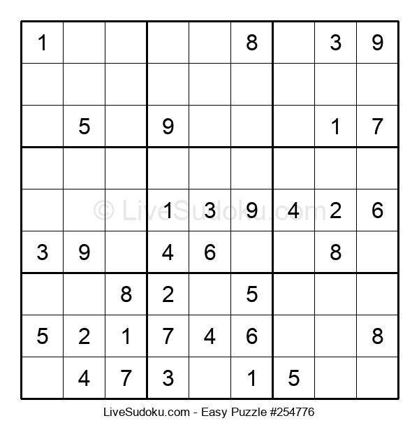 Beginners Puzzle #254776