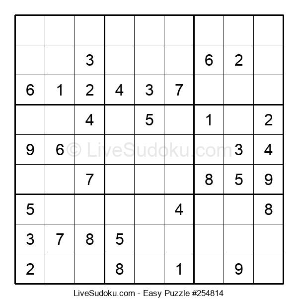 Beginners Puzzle #254814