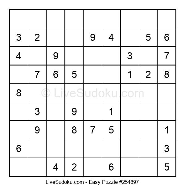 Beginners Puzzle #254897