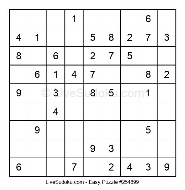 Beginners Puzzle #254899