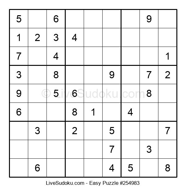 Beginners Puzzle #254983
