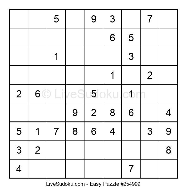 Beginners Puzzle #254999