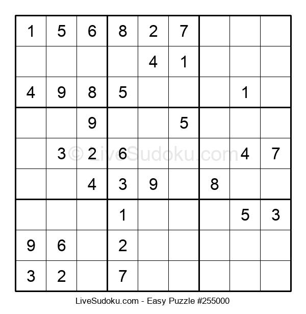 Beginners Puzzle #255000