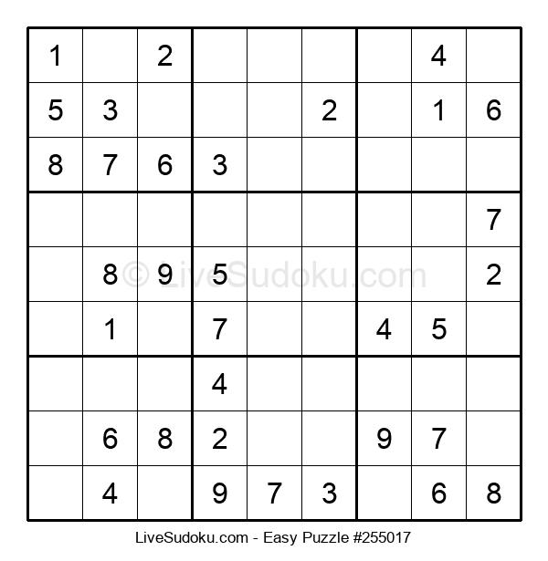 Beginners Puzzle #255017