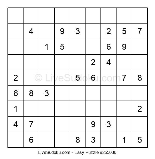 Beginners Puzzle #255036