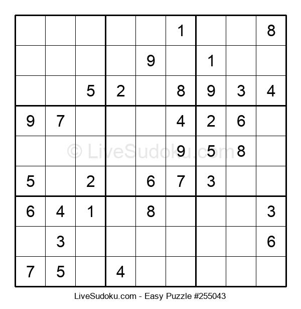 Beginners Puzzle #255043