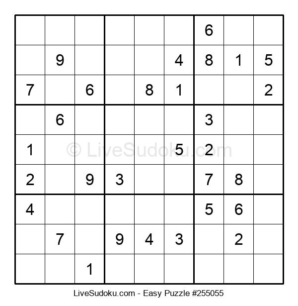 Beginners Puzzle #255055