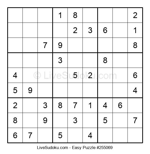 Beginners Puzzle #255069