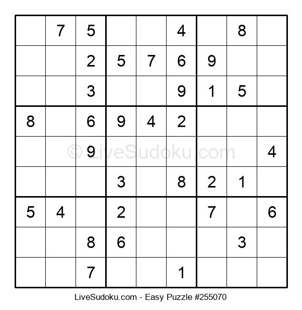Beginners Puzzle #255070