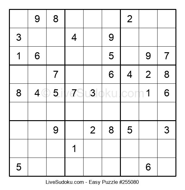 Beginners Puzzle #255080