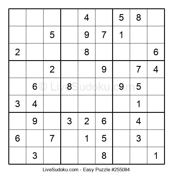 Beginners Puzzle #255084