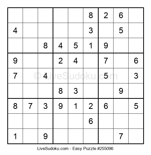 Beginners Puzzle #255096