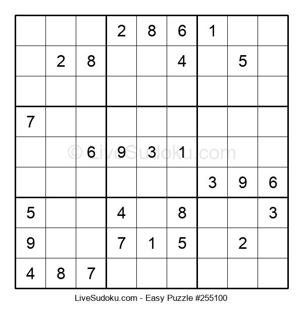 Beginners Puzzle #255100