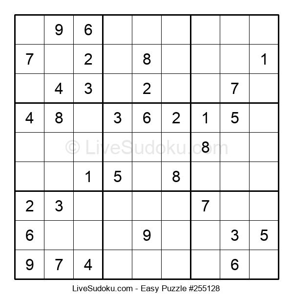 Beginners Puzzle #255128