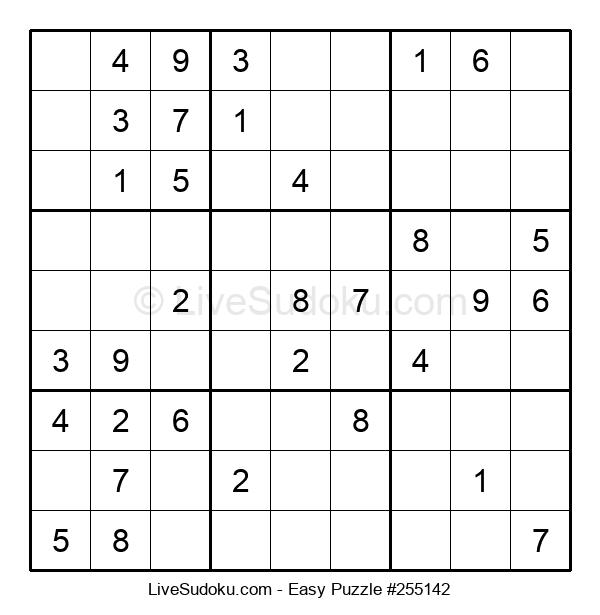 Beginners Puzzle #255142