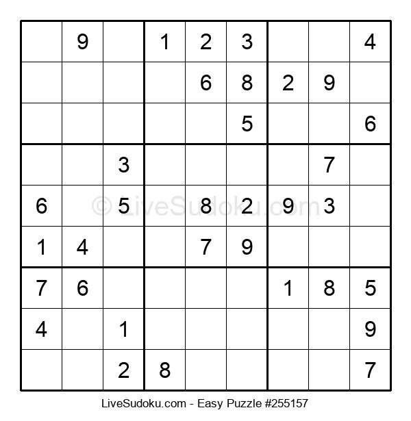 Beginners Puzzle #255157