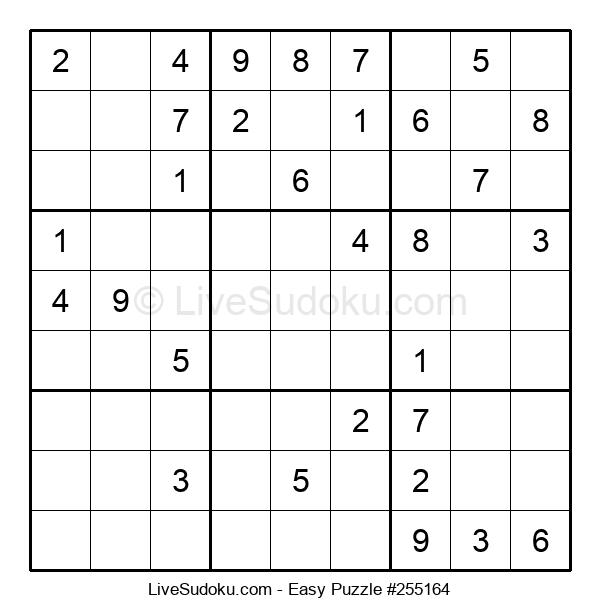 Beginners Puzzle #255164