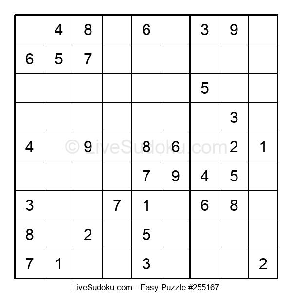 Beginners Puzzle #255167
