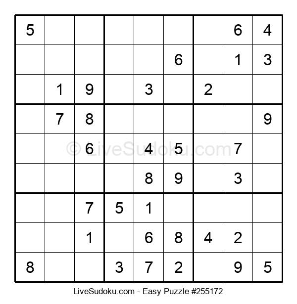 Beginners Puzzle #255172