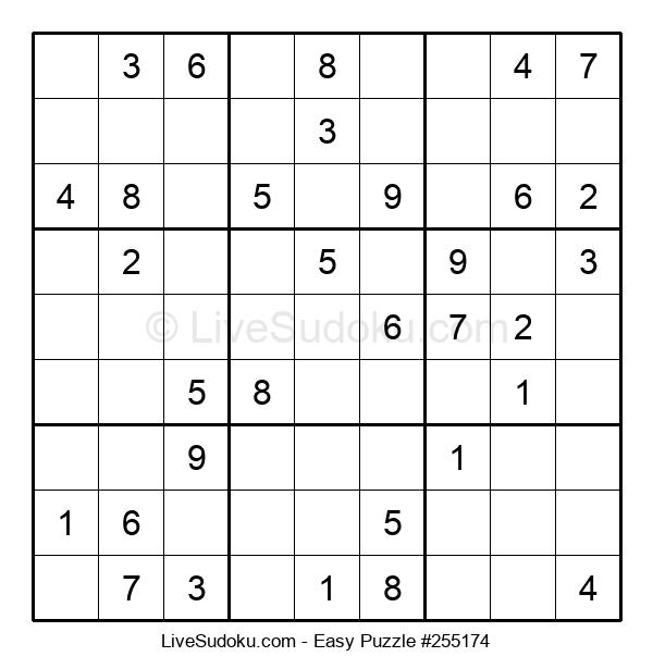 Beginners Puzzle #255174