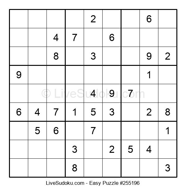 Beginners Puzzle #255196