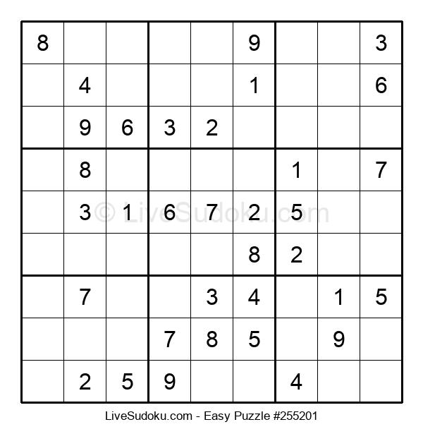 Beginners Puzzle #255201