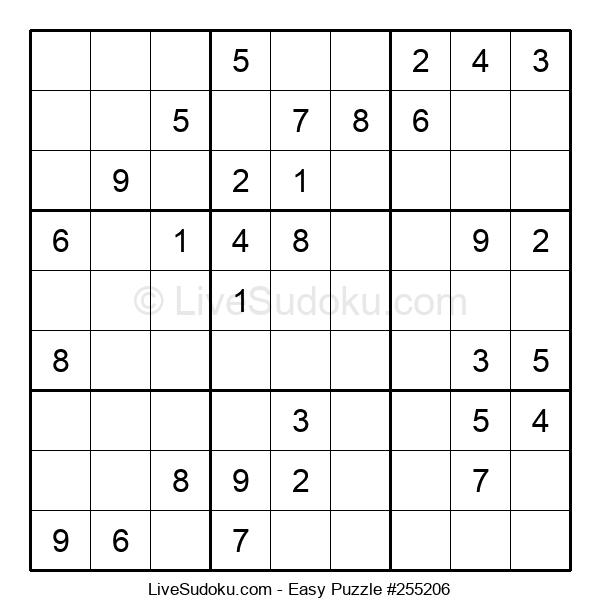 Beginners Puzzle #255206