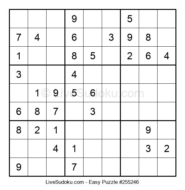 Beginners Puzzle #255246