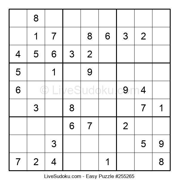 Beginners Puzzle #255265