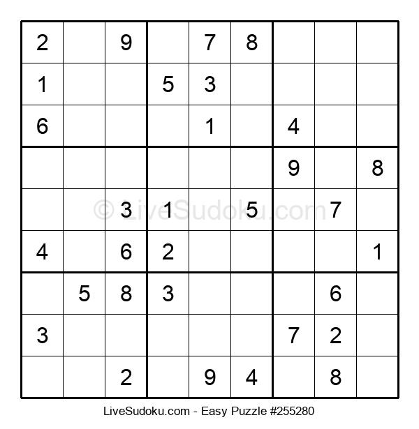 Beginners Puzzle #255280