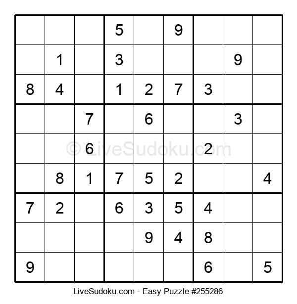 Beginners Puzzle #255286