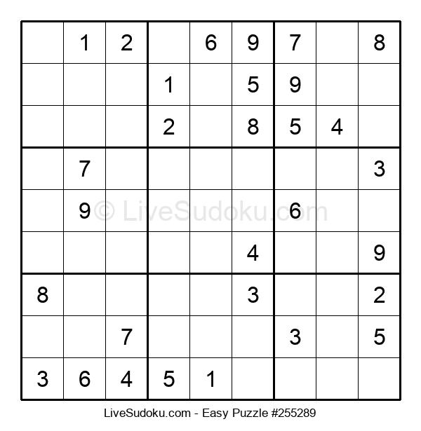Beginners Puzzle #255289